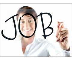 Girls Required for Office Work in Lahore