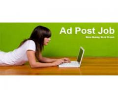 Ads Posting Jobs Available