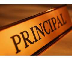 Female Principal Required in Lahore