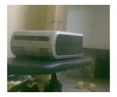 Used Projector Screen available at very cheap price in Islamabad