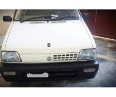 Suzuki Mehran Converted to 2015 for Sale