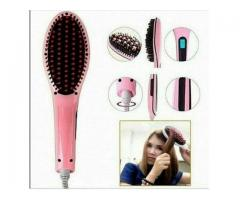 Hair Brush Straightener Original Quality In Just 1999 For Sale Cash On Delivery