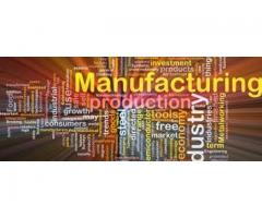 Production Manger And Assistant Required For Manufacturing Company in Lahore