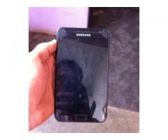 Samsung Galaxy Mobile Black Color Exchange Possible Sale In Karachi