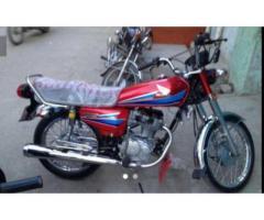 Honda 125 Original Engine Like New Bike Model 2008 For Sale In Jhelum