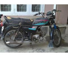 Honda 70 cc Model 2005 Genuine Engine for Sale In Karachi
