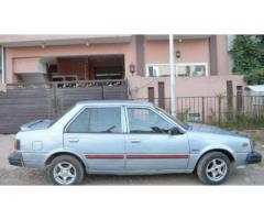 Nissan Model 1984 In Running Condition Available For Sale In Islamabad