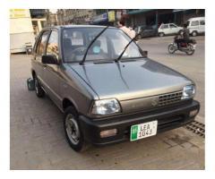 Suzuki Mehran VXR Model 2014 Leather Seats For Sale In Lahore