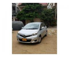 Toyota Vitz In Excellent condition model 2011 Available for Sale In Karachi