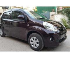 Toyota Passo Model 2015 Color Pearl Red Wine For Sale in Rawalpindi