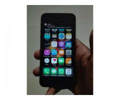 Apple iPhone Black Color 32 GB Memory Available For Sale In Lahore