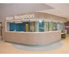 Walk In Interview As Receptionist (Female) Urgently Required Lahore