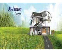 Al Jannat Garden Rawalpindi Residential Plots and Shops On Installments