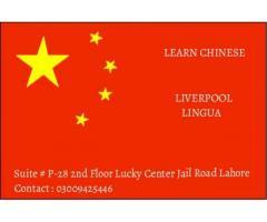 15 Aug New Chinese language Classes starting