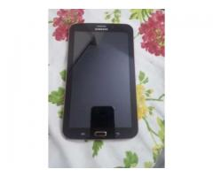 Samsung Tablet Tab 3 Black Color with Original Charger For Sale In Peshawar