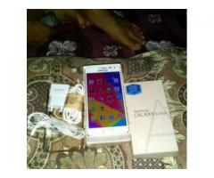 Samsung Galaxy Alpha With All Accessories 2 GB Ram For Sale in Karachi