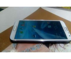 Samsung Galaxy note 2 White Color In Excellent Condition for Sale In Lahore