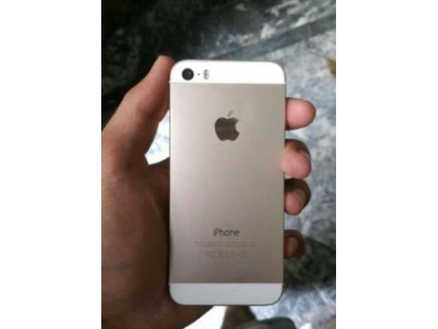 Iphone 5s Gold 32 Gb Memory With All Accessories Final Price Sale In