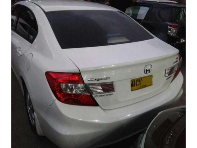 Honda Civic vti New Model 2015 White Color For Sale In