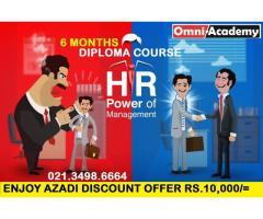 Diploma HR – Omni Academy