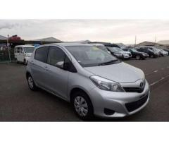 Toyota Vitz Model 2014 Silver Color 1000 cc For Sale in Mirpur