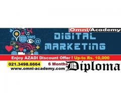 Diploma Digital Marketing – Omni Academy