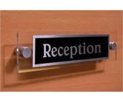 Female Receptionist 2 Position Available Experts In Computer Office In Karachi