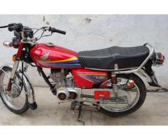 Honda 125 with Double Spare Parts Sets Model 2011 For Sale in Peshawar