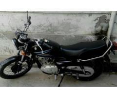 Suzuki 150 Black Color Model 2013 Like Heavy Bike For Sale in Rawalpindi