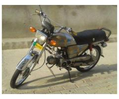Honda CD 70 Model 2008 In Excellent Condition For Sale in Rawalpindi