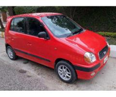 Hyundai Santro Model 2004 Red Color Fully Maintained For Sale In Rawalpindi
