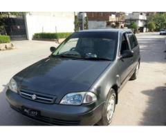 Suzuki Cultus Islamabad Registered Model 2007 For Sale In Rawalpindi