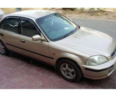 Honda Civic Automatic Transmission Model 1999 For Sale In Faisalabad