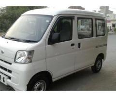 Daihatsu Wagon Automatic Model 2012 White Color For Sale in Faisalabad
