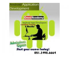 Android Apps. Developer – Omni Academy