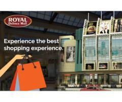 Royal Defence Shopping Mall Karachi Booking Details Shops On Easy Installments
