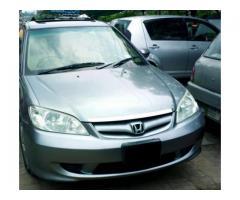 Honda Civic VTI Genuine Condition Model 2005 For Sale In Lahore