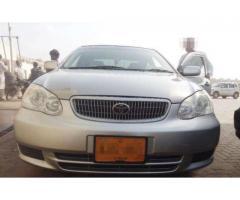 Toyota Corolla GLI Model 2005 Good Condition For Sale In Karachi