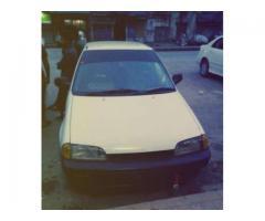 Suzuki Margalla White Color Model 1996 Original engine For Sale in Sadiqabad
