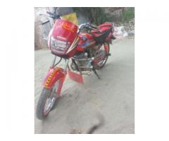 Honda Deluxe Model 2006 Red Color All Is Genuine For Sale In Swabi