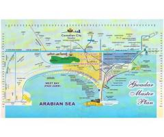 Canadian City Gwadar payment Schedule Different Sizes Of Plots On Installments