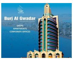 Burj Al Gwadar Payments Schedule Offices, Shops and Apartments On Installments
