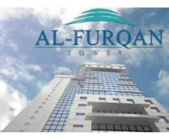 Al Furqan Tower Peshawar Clinic And Medical Shops On 3 Years Installments