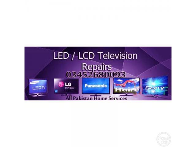 LCD LED TV 3D Repairing karachi 3452680093