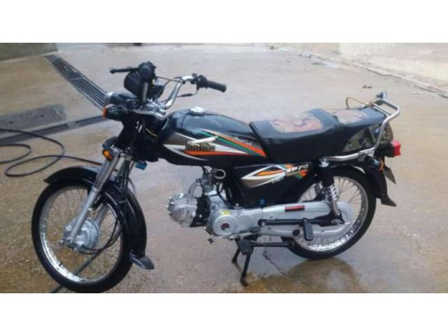 Super Power Bike Like Cd 70 Black color Model 2016 Sale In
