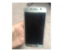 Samsung Galaxy S6 Scratch Less Screen Almost New For Sale In Muzaffarabad