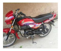 Honda Prider Model 2014 Red Color Single Hand Used For Sale In Mardan