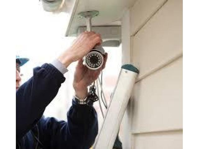 CCTV Camera Repairing And Installation Services Available In Peshawar