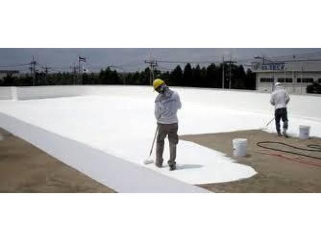 Roof Waterproofing Serveries with Reasonable Charges Available In Karachi