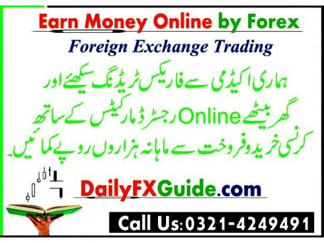 Learn Professional Forex Training Urdu Guide